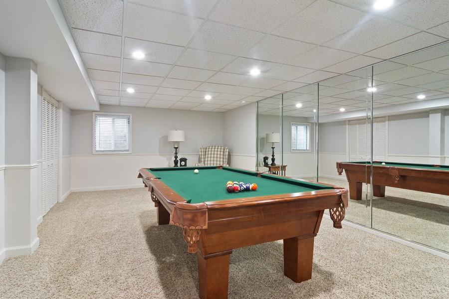Real Estate Photography - 668 Stillwater, Barrington, IL, 60010 - Basement