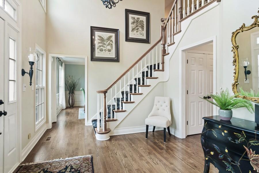 Real Estate Photography - 668 Stillwater, Barrington, IL, 60010 - Foyer