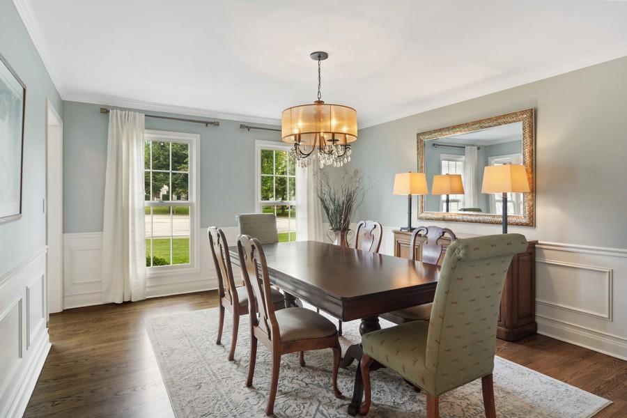 Real Estate Photography - 668 Stillwater, Barrington, IL, 60010 - Dining Area