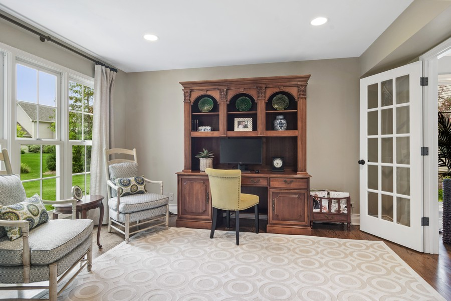 Real Estate Photography - 668 Stillwater, Barrington, IL, 60010 - Study