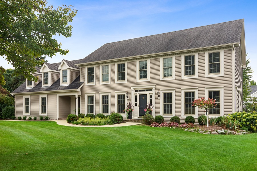 Real Estate Photography - 668 Stillwater, Barrington, IL, 60010 - Front View