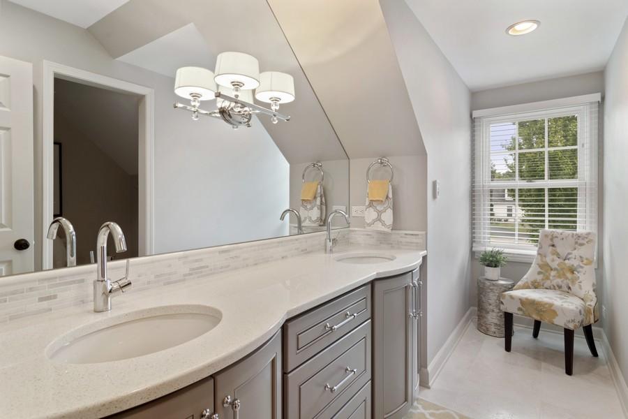 Real Estate Photography - 668 Stillwater, Barrington, IL, 60010 - Bathroom