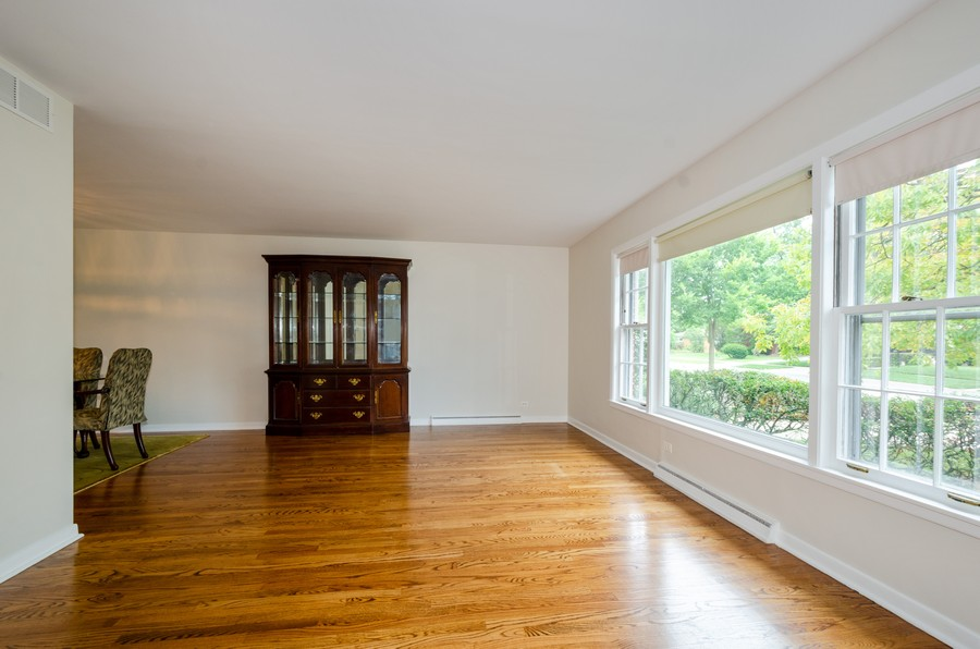 Real Estate Photography - 9632 Kildare, Skokie, IL, 60076 - Living Room