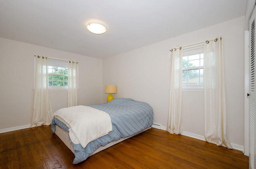 Real Estate Photography - 9632 Kildare, Skokie, IL, 60076 - 2nd Bedroom