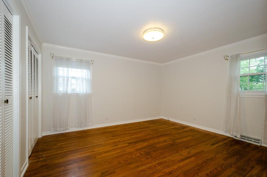 Real Estate Photography - 9632 Kildare, Skokie, IL, 60076 - Bedroom