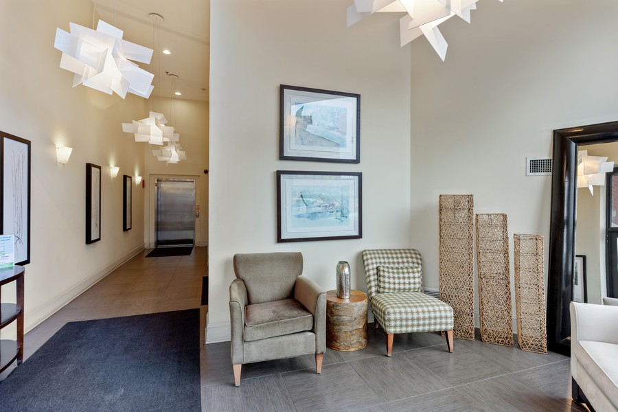 Real Estate Photography - 3300 W Irving Park, #G3, Chicago, IL, 60618 - Lobby