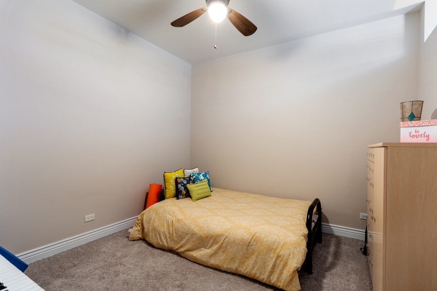 Real Estate Photography - 3300 W Irving Park, #G3, Chicago, IL, 60618 - Bedroom