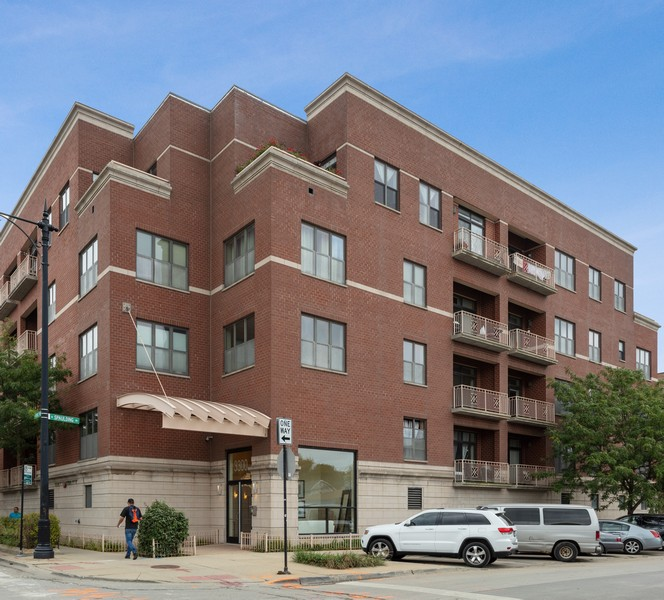 Real Estate Photography - 3300 W Irving Park, #G3, Chicago, IL, 60618 - Front View