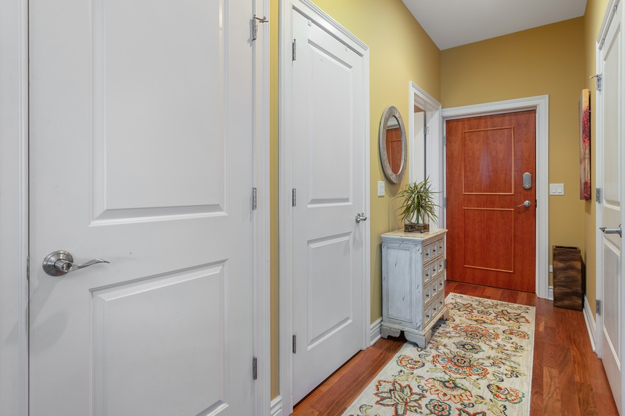Real Estate Photography - 3300 W Irving Park, #G3, Chicago, IL, 60618 - Entryway