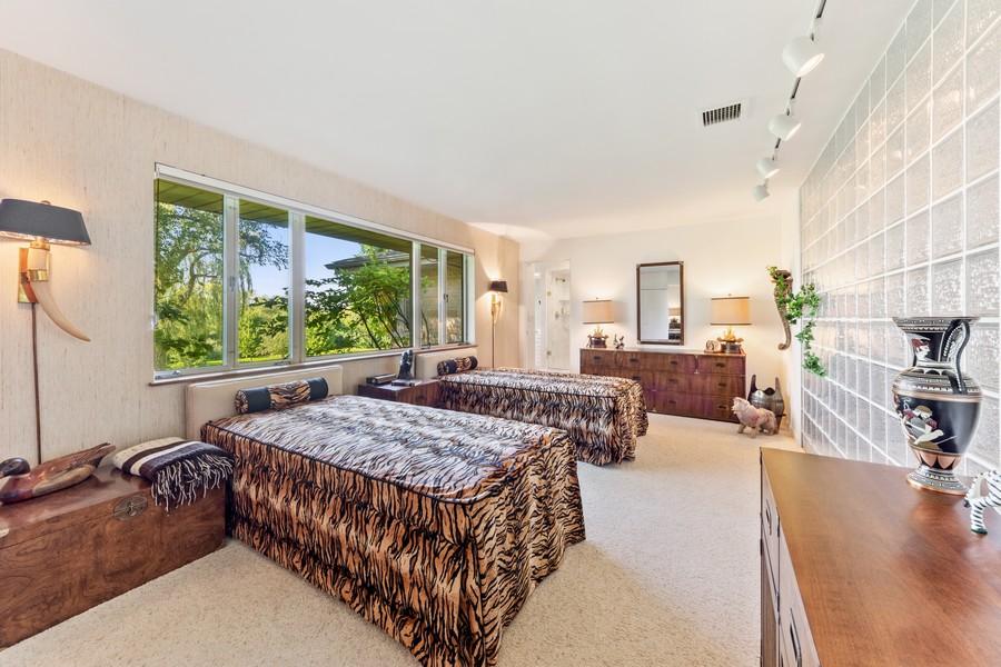 Real Estate Photography - 126 Brinker, Barrington Hills, IL, 60010 - 2nd Bedroom