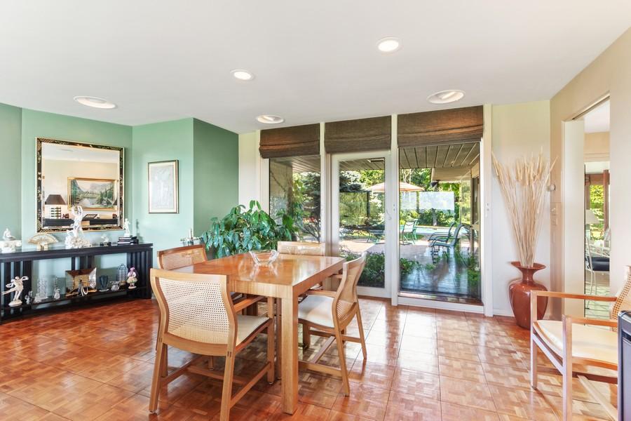 Real Estate Photography - 126 Brinker, Barrington Hills, IL, 60010 - Dining Room