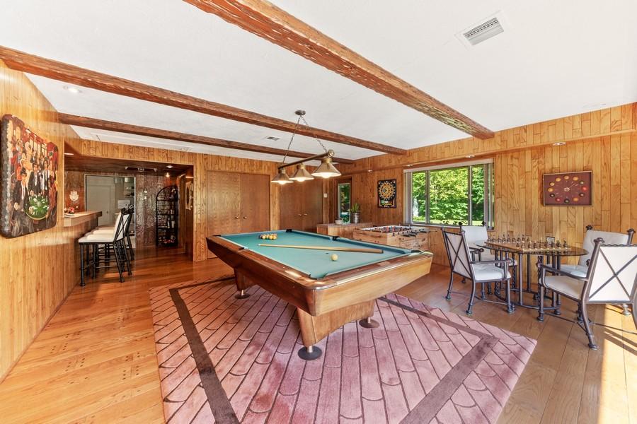 Real Estate Photography - 126 Brinker, Barrington Hills, IL, 60010 - Game Room