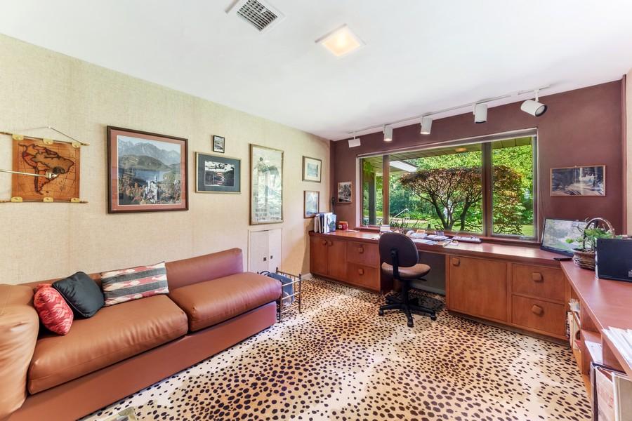 Real Estate Photography - 126 Brinker, Barrington Hills, IL, 60010 - Office