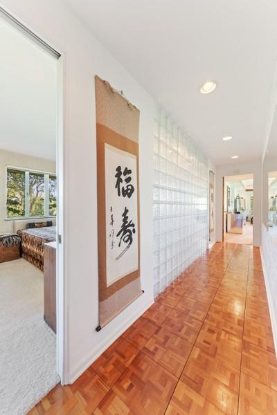 Real Estate Photography - 126 Brinker, Barrington Hills, IL, 60010 - Hallway