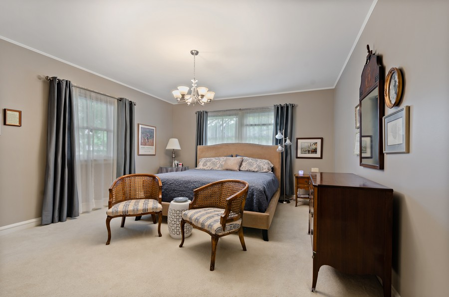 Real Estate Photography - 9301 Ridgeway Ave, Evanston, IL, 60203 - 2nd Bedroom
