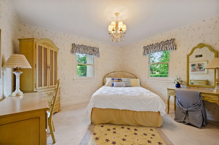 Real Estate Photography - 9301 Ridgeway Ave, Evanston, IL, 60203 - 3rd Bedroom