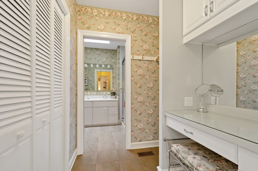 Real Estate Photography - 9301 Ridgeway Ave, Evanston, IL, 60203 - Master Bathroom