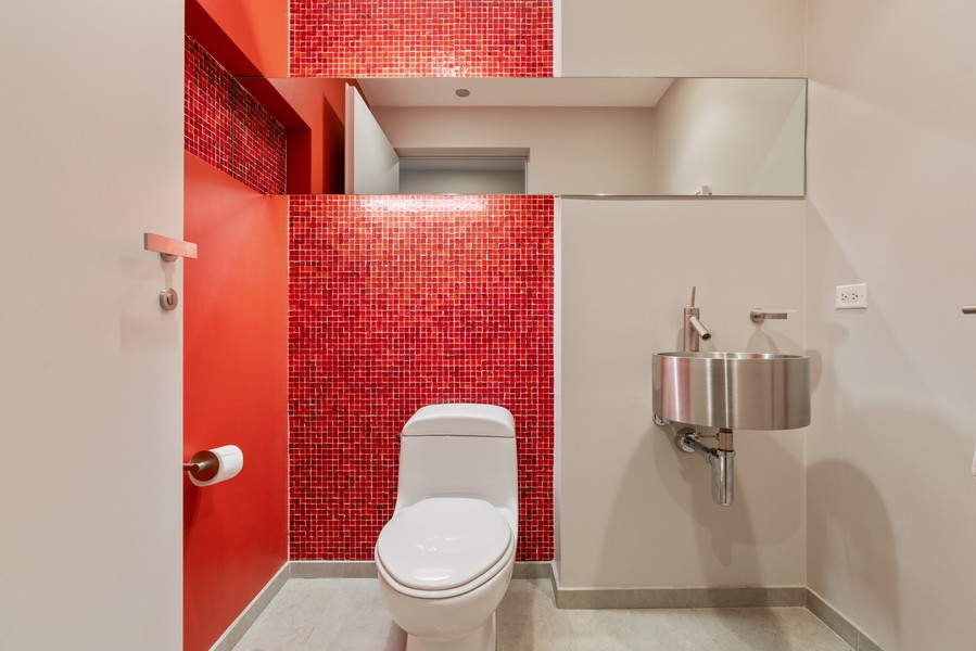 Real Estate Photography - 530 N Lake Shore Dr, unit 2305, Chicago, IL, 60611 - Bathroom