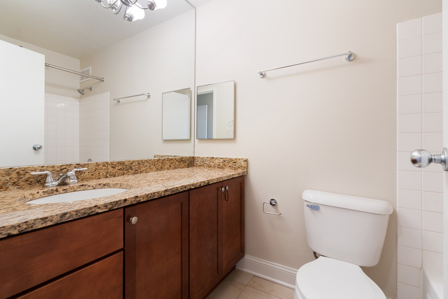 Real Estate Photography - 474 N Lake Shore Dr, 5108, Chicago, IL, 60611 - Master Bathroom