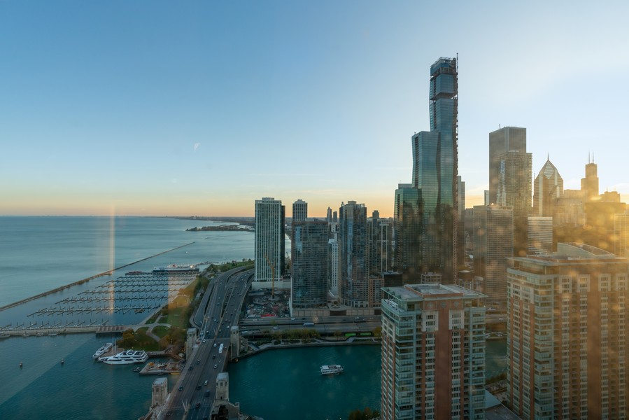 Real Estate Photography - 474 N Lake Shore Dr, 5108, Chicago, IL, 60611 - View