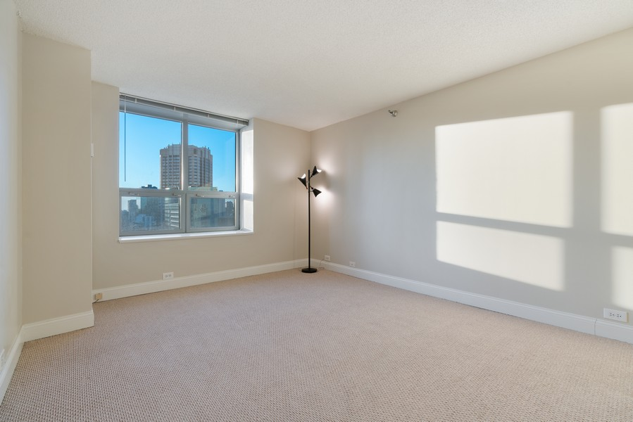 Real Estate Photography - 474 N Lake Shore Dr, 5108, Chicago, IL, 60611 - 2nd Bedroom