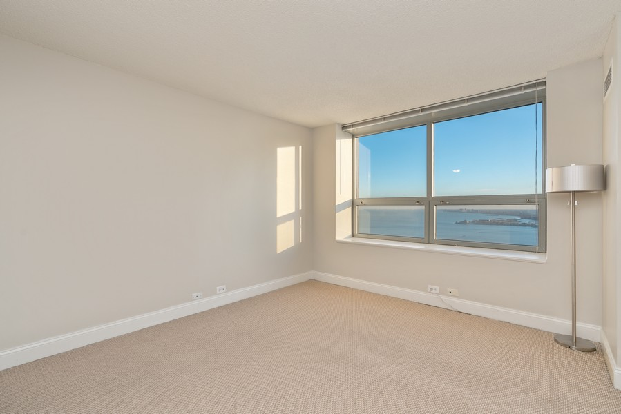 Real Estate Photography - 474 N Lake Shore Dr, 5108, Chicago, IL, 60611 - Master Bedroom