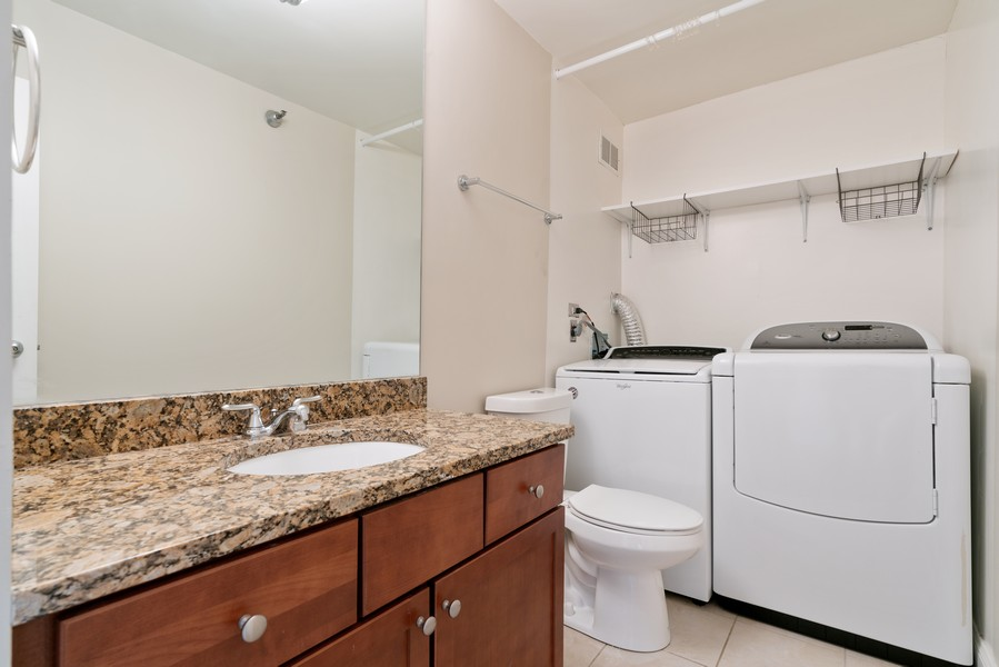 Real Estate Photography - 474 N Lake Shore Dr, 5108, Chicago, IL, 60611 - Bathroom