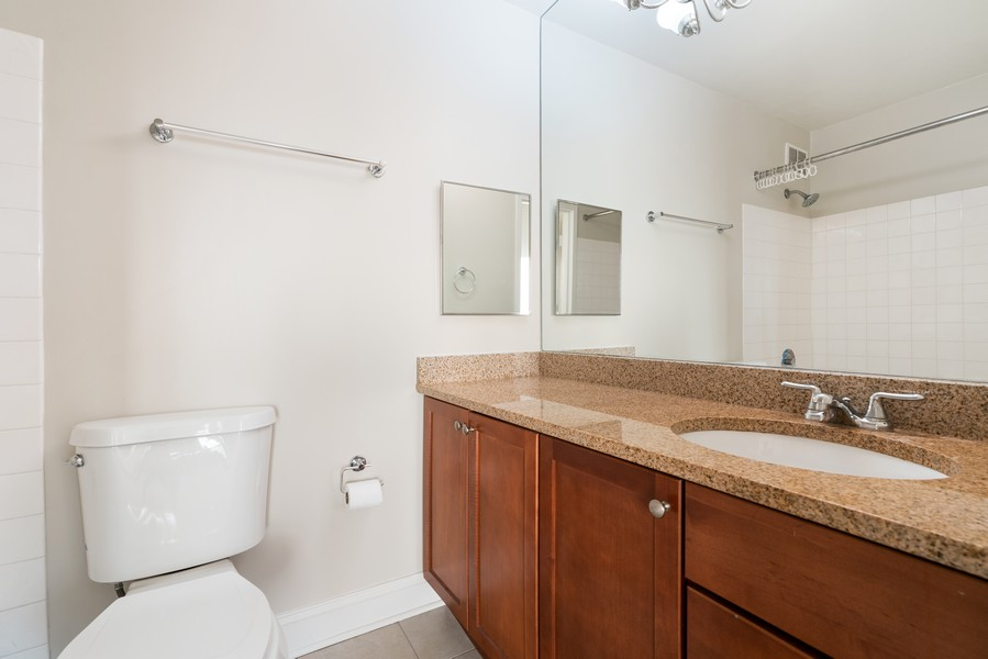 Real Estate Photography - 474 N Lake Shore Dr, 5108, Chicago, IL, 60611 - 2nd Bathroom