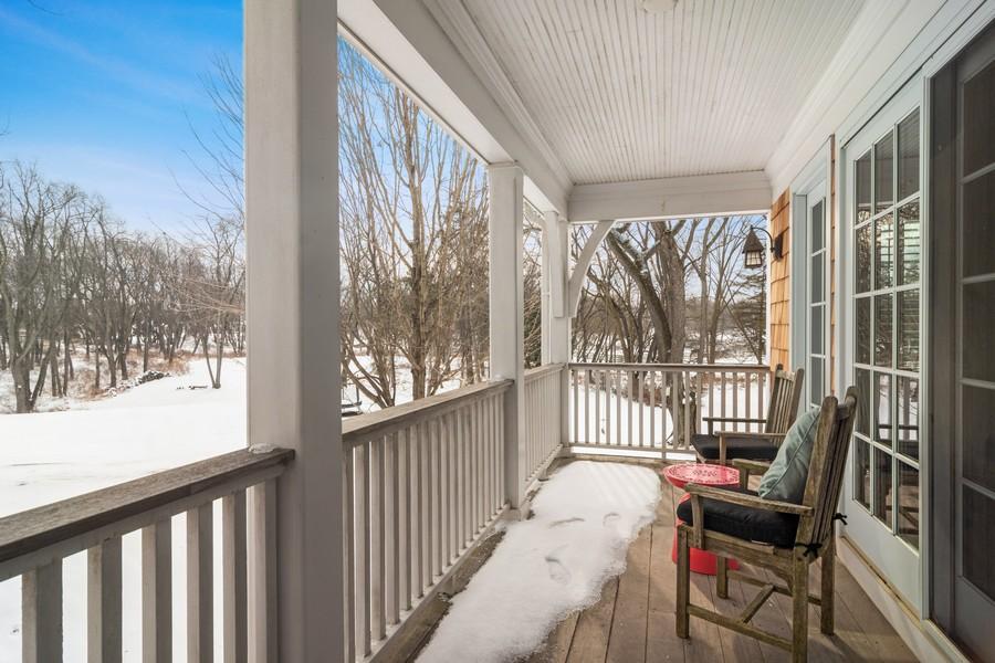 Real Estate Photography - 366 S Bateman Circle, Barrington Hills, IL, 60010 - View