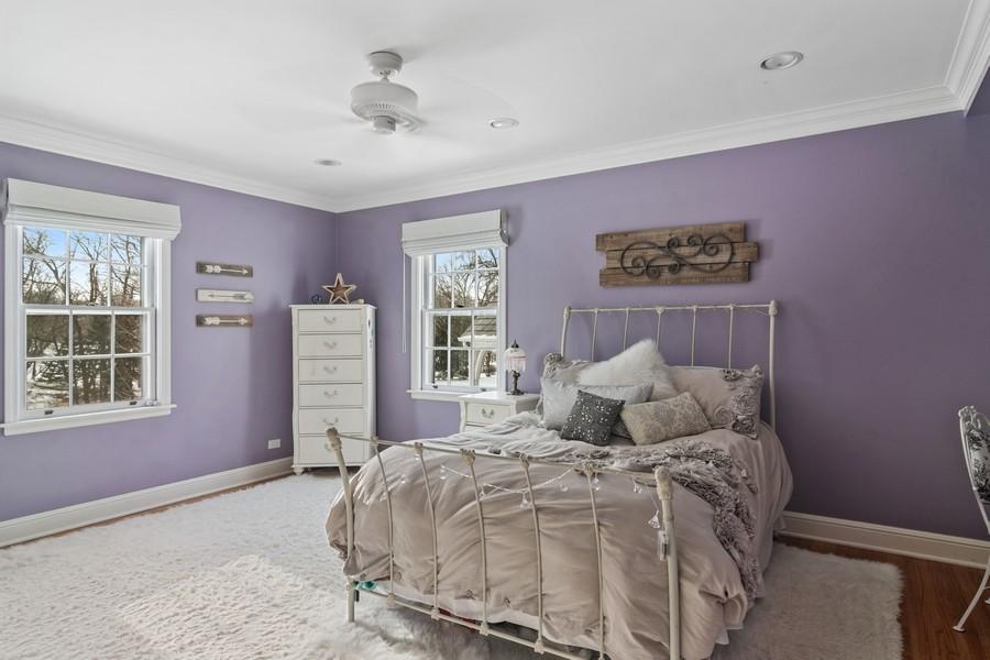 Real Estate Photography - 366 S Bateman Circle, Barrington Hills, IL, 60010 - 2nd Bedroom