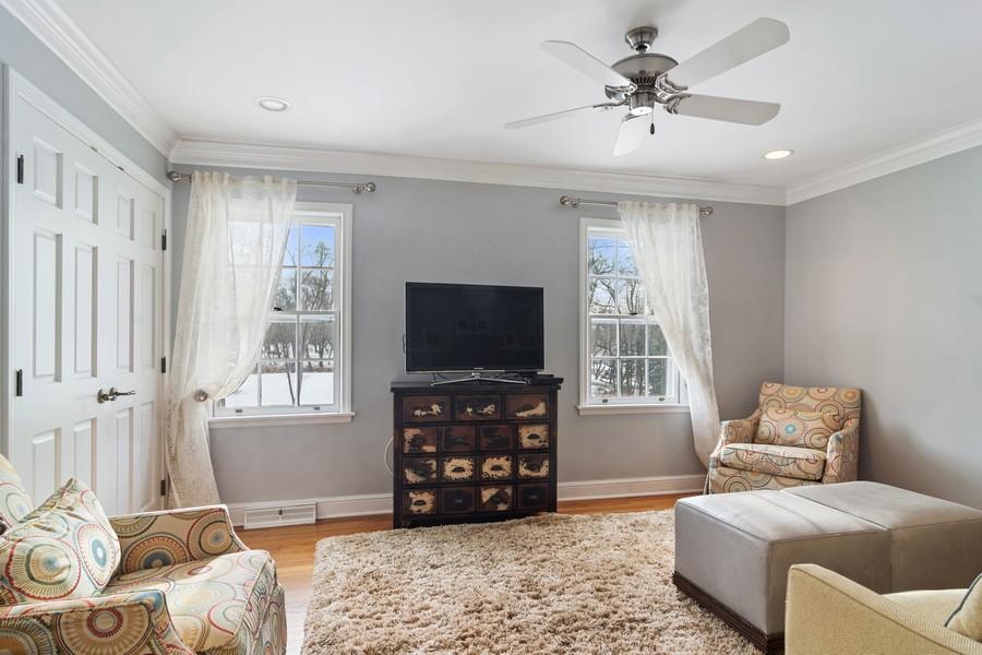 Real Estate Photography - 366 S Bateman Circle, Barrington Hills, IL, 60010 - 4th Bedroom