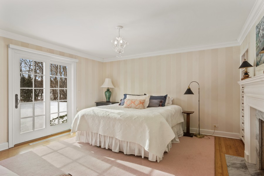 Real Estate Photography - 366 S Bateman Circle, Barrington Hills, IL, 60010 - 5th Bedroom