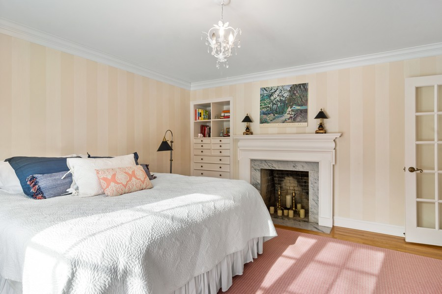 Real Estate Photography - 366 S Bateman Circle, Barrington Hills, IL, 60010 - Bedroom
