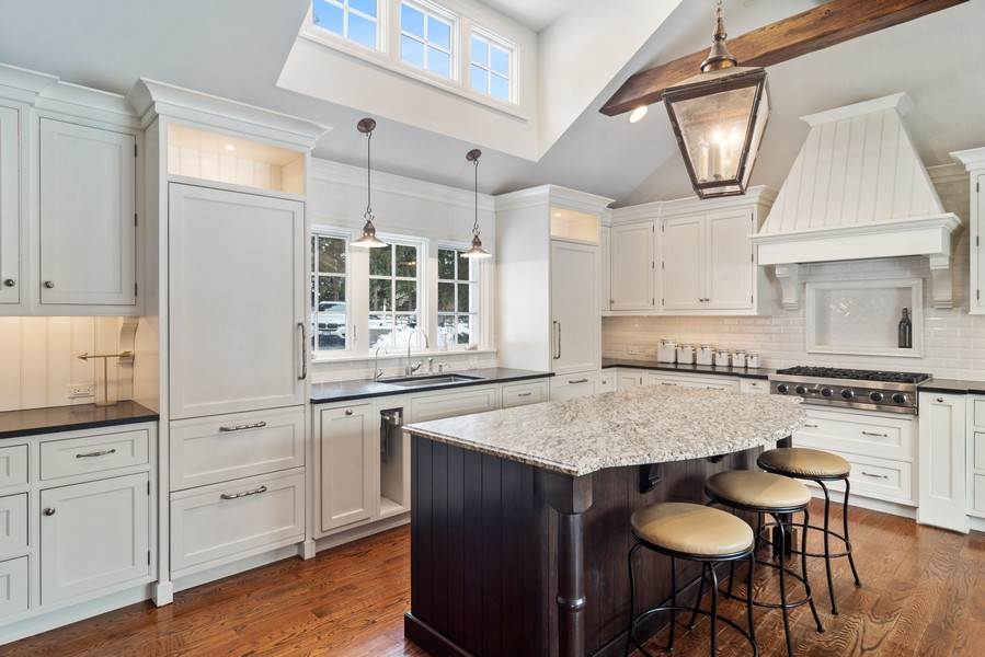 Real Estate Photography - 366 S Bateman Circle, Barrington Hills, IL, 60010 - Kitchen