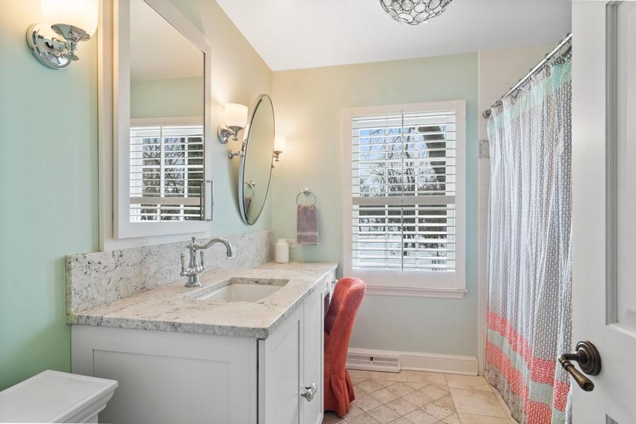 Real Estate Photography - 366 S Bateman Circle, Barrington Hills, IL, 60010 - Bathroom