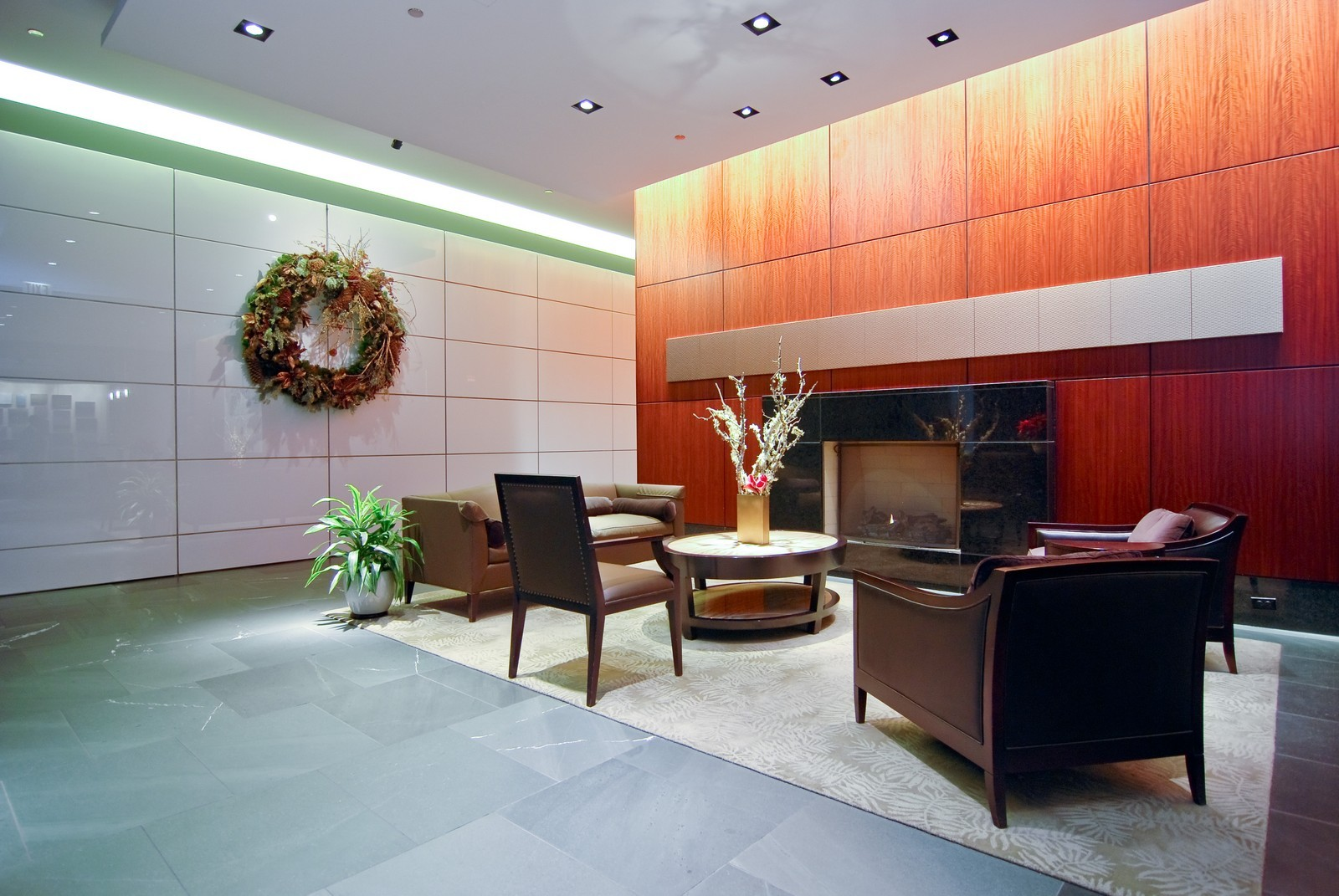 Real Estate Photography - 130 N. Garland Ct., 2903, Chicago, IL, 60602 - Lobby