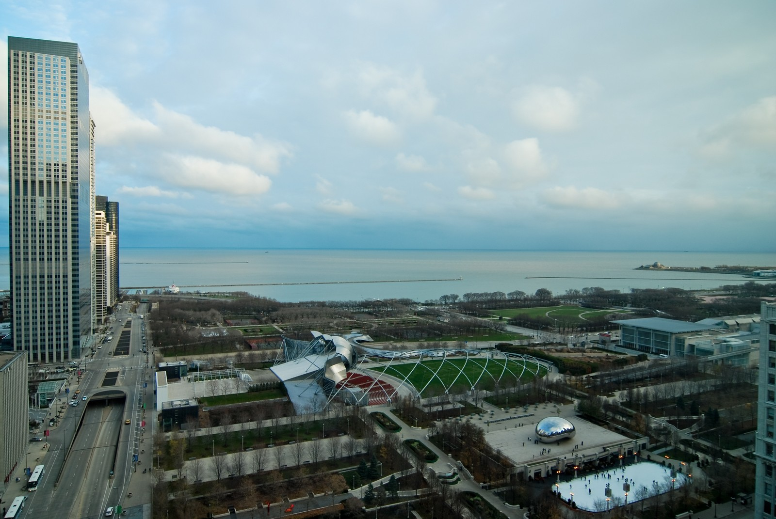 Real Estate Photography - 130 N. Garland Ct., 2903, Chicago, IL, 60602 - Lake View