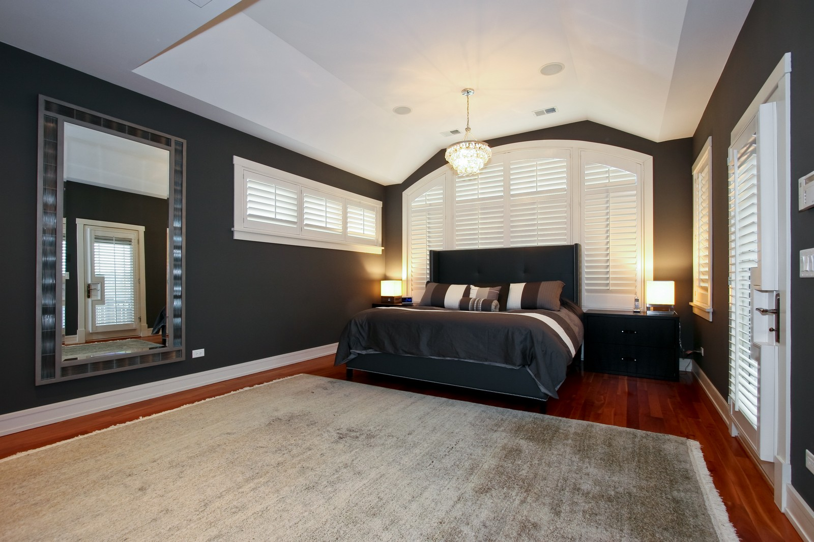 Real Estate Photography - 444 W. 38th Street, Chicago, IL, 60609 - Master Bedroom