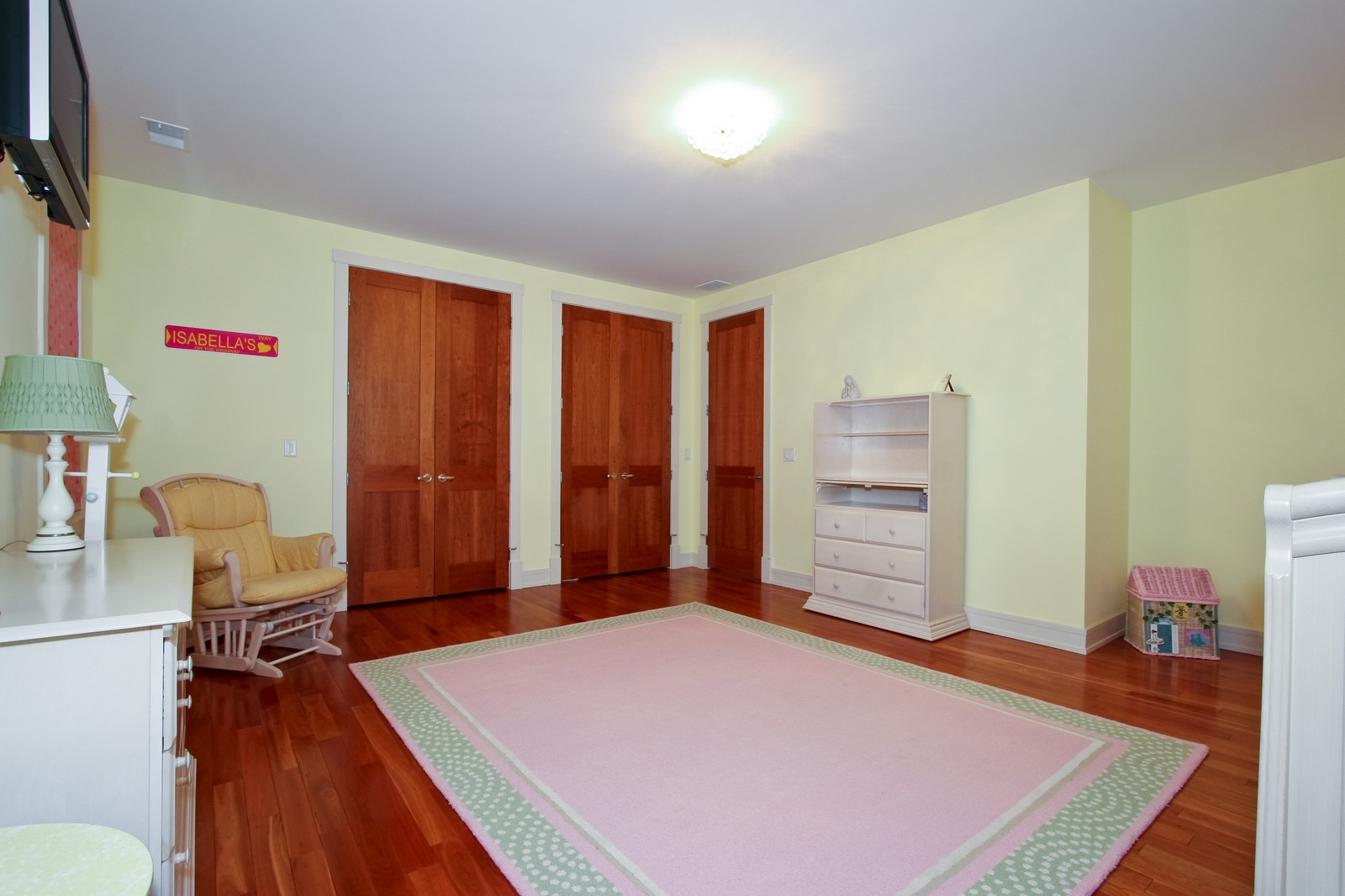Real Estate Photography - 444 W. 38th Street, Chicago, IL, 60609 - 3rd Bedroom