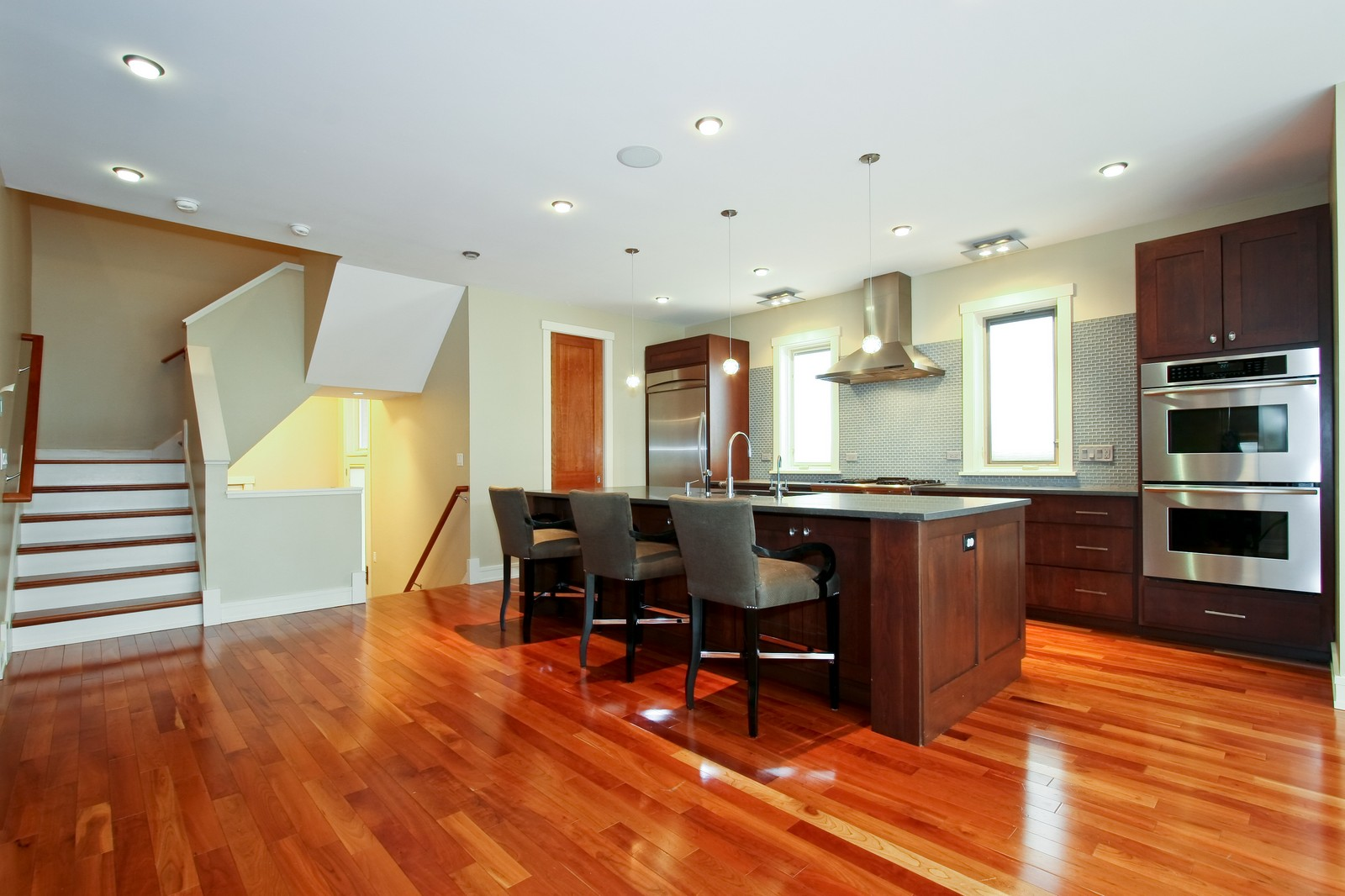 Real Estate Photography - 444 W. 38th Street, Chicago, IL, 60609 - Thermador appliances, 5x5 walk in pantry