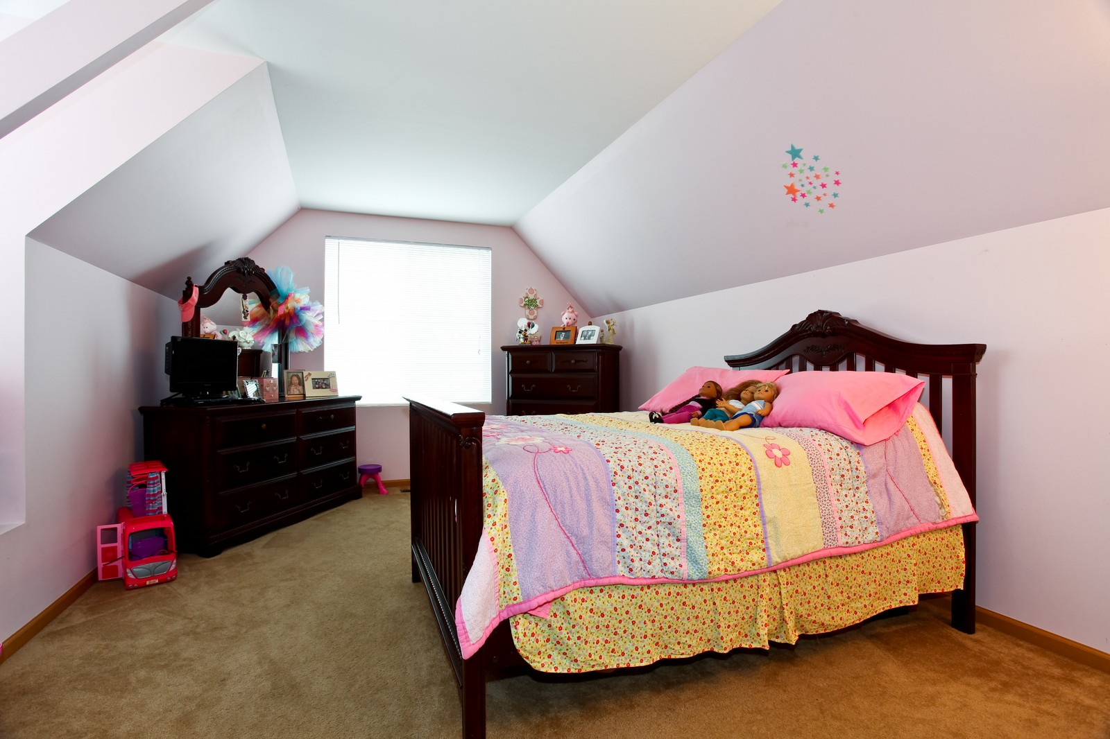 Real Estate Photography - 1745 Rebecca Lane, Aurora, IL, 60504 - Bedroom