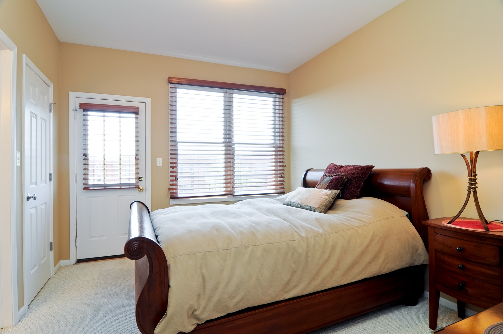 Real Estate Photography - 4024 N. Clark Street, Chicago, IL, 60613 - 2nd Bedroom