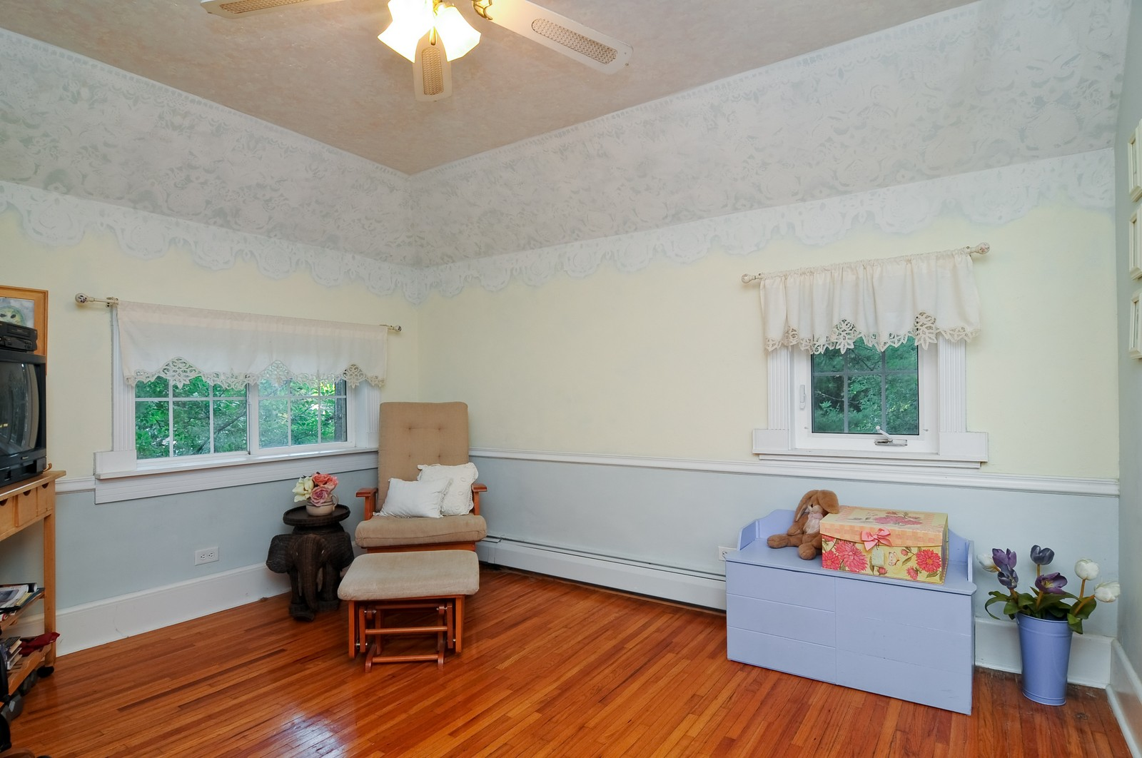 Real Estate Photography - 158 S. Lake, Grayslake, IL, 60030 - 3rd Bedroom