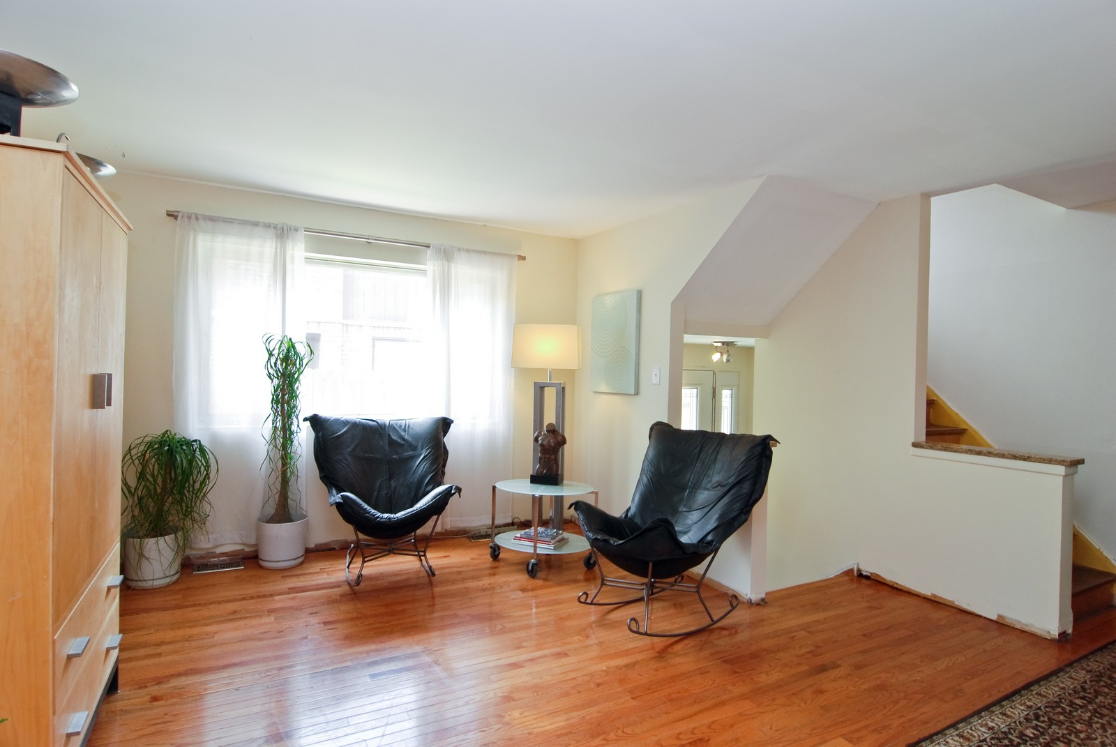 Real Estate Photography - 1787 W Touhy, B, Chicago, IL, 60626 - Living Room