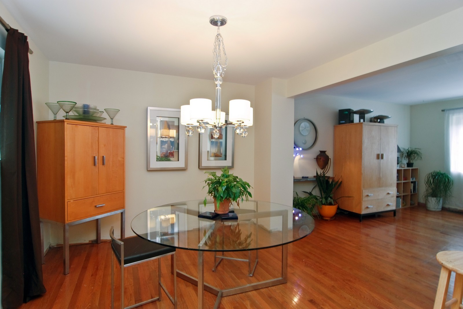 Real Estate Photography - 1787 W Touhy, B, Chicago, IL, 60626 - Dining Room
