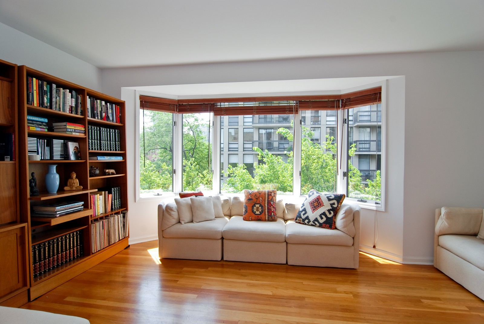Real Estate Photography - 1720 N LaSalle, 25, Chicago, IL, 60614 - 3rd Bedroom