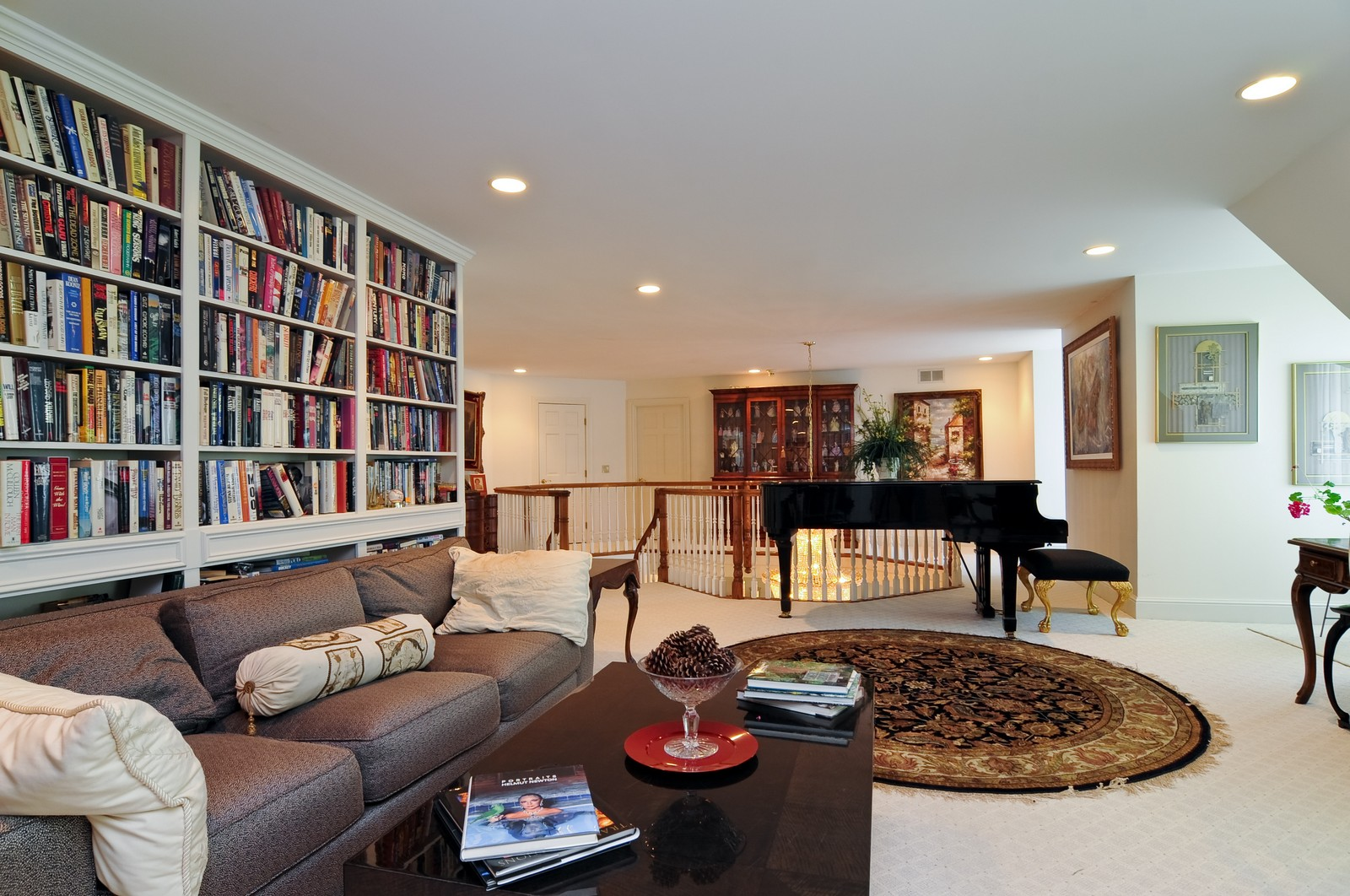 Real Estate Photography - 1390 Kathryn, Lake Forest, IL, 60045 - Loft