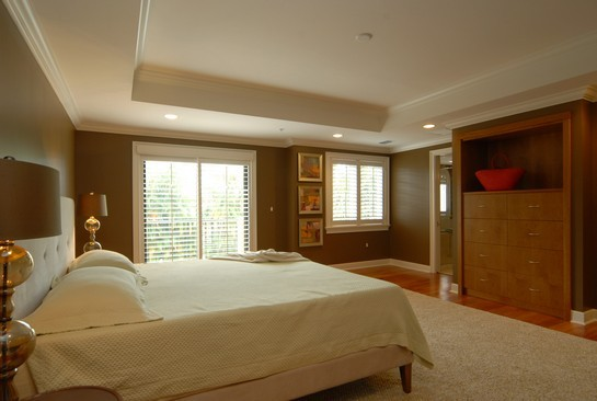 Real Estate Photography - 250 5th Ave S, Unit 203, Naples, FL, 34102 - Master Bedroom