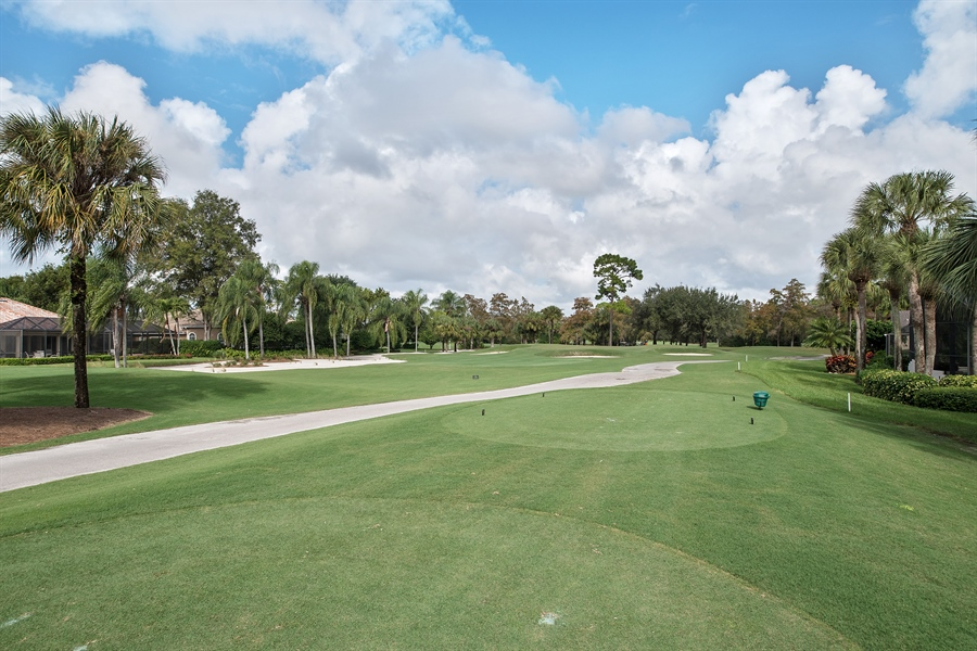 Real Estate Photography - 14 Golf Cottage Drive, naples, FL, 34105 - Golf Course