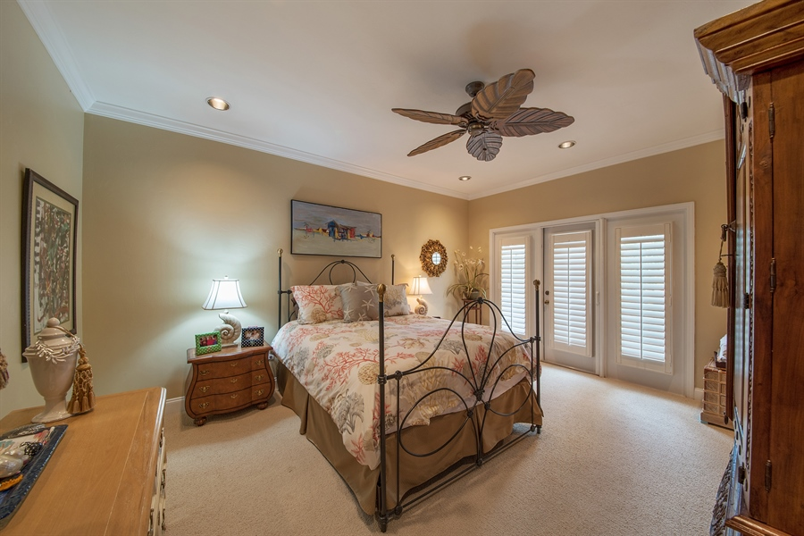 Real Estate Photography - 14 Golf Cottage Drive, naples, FL, 34105 - Master Bedroom